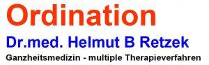 Ordination Dr. Helmut B Retzek Logo